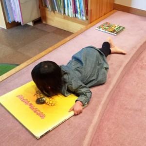 ダウン症児の成長日記