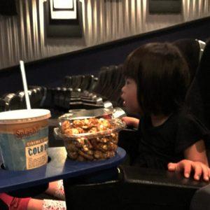 ダウン症児の成長日記 映画館