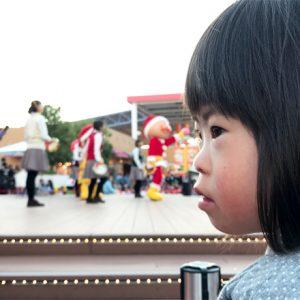 ダウン症児の成長日記 アンパンマンミュージアム
