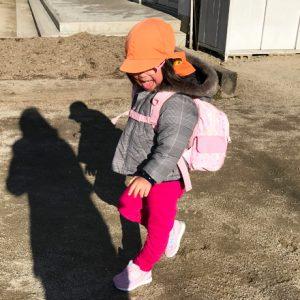 ダウン症児の成長日記 保育所登所