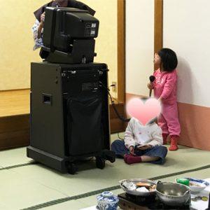 ダウン症児の成長日記 カラオケ