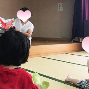 ダウン症児の成長日記 親の会おしゃべり会