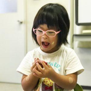 ダウン症児の成長日記 発達検査