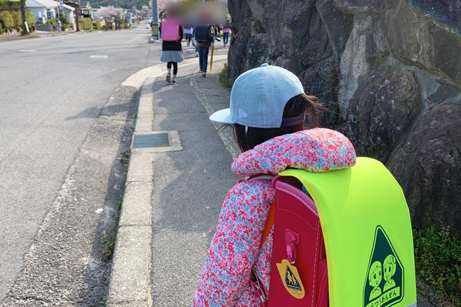 ダウン症児の成長日記 登校