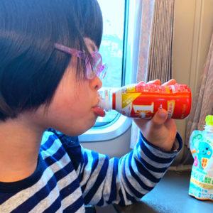 ダウン症児の成長日記 R-1