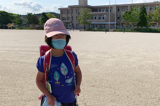 ダウン症児の成長日記 通学