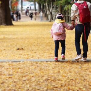 ダウン症児の成長日記 ある日の休日